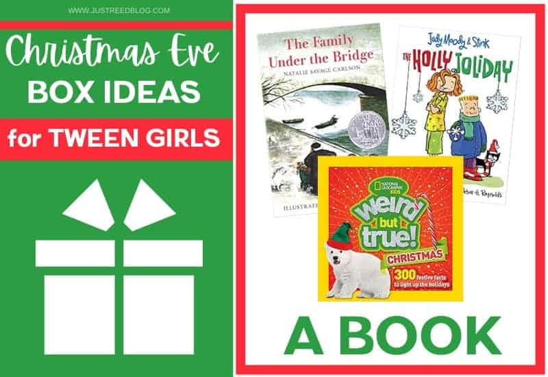 Christmas Eve Box Gift Idea Books Just Reed Play
